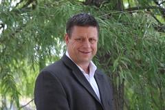 Wilkins becomes director of water institute