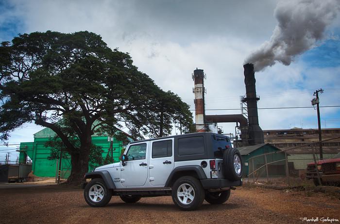 Maui Jeep
