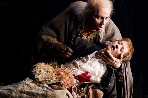 Five operas adapted from plays: From stage to stave (and back again)