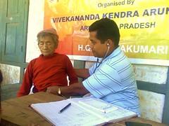 Medical Camp at Upper Subansiri