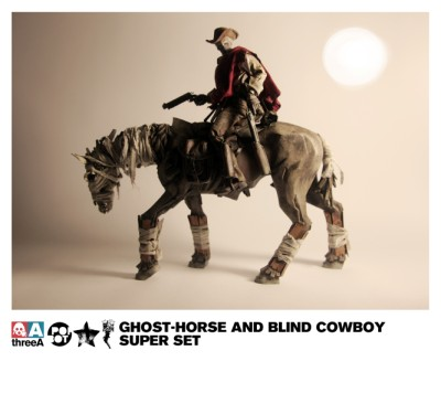 Blind Cowboy and Ghost Horse