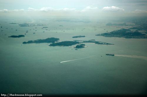 TG 0413 - Southern Islands, Singapore