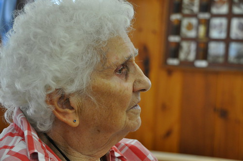 Aunt Dot  2011 reunion