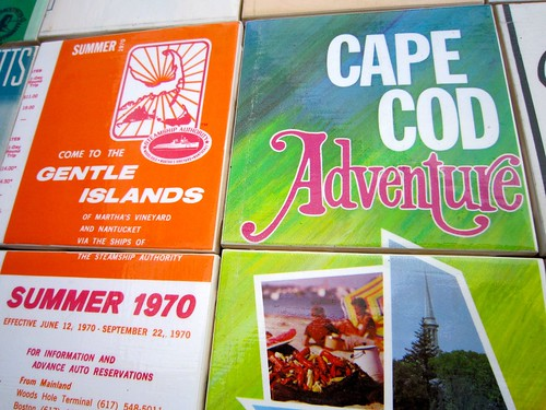 Cape Cod Adventure, Gentle Islands Summer 1970 Trivet / Coaster