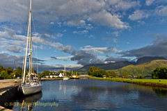 Caledonian Canal at Corpach (w11buc) Tags: scotland highlands scottish bennevis fortwilliam corpach caledoniancanal 5photosaday scottishlandscapes bennevisrange greatscot