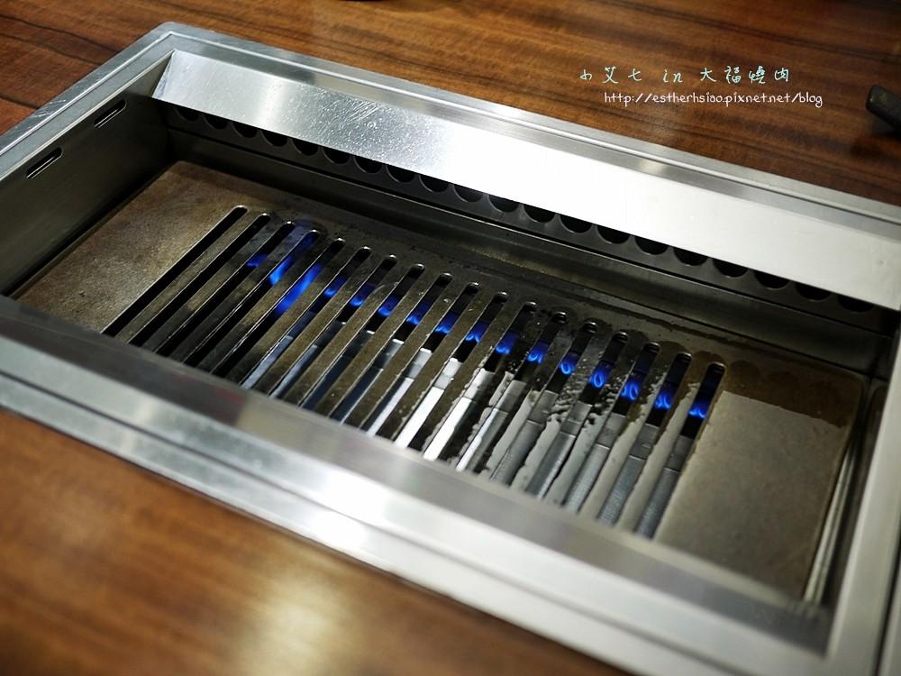9 特別設計的烤肉設備