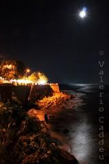 Under a Glass Moon (valerius25) Tags: sardegna sardinia alghero lalguer bastioni valeriocaddeu lungomarevalencia