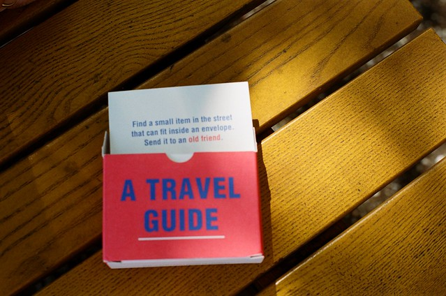 A travel guide