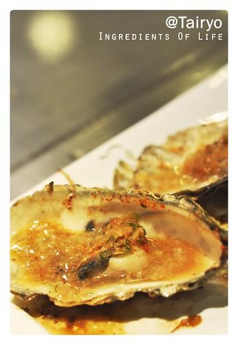 Oyster Garlic