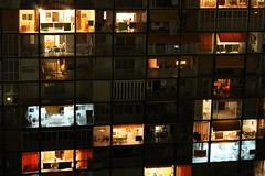 Benicasim- La ventana indiscreta.