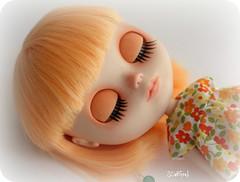 She also got new eyelids! :)