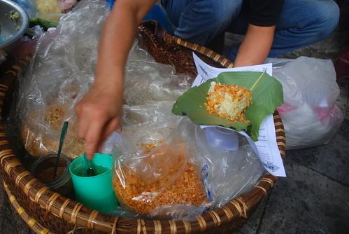 streetside sticky rice
