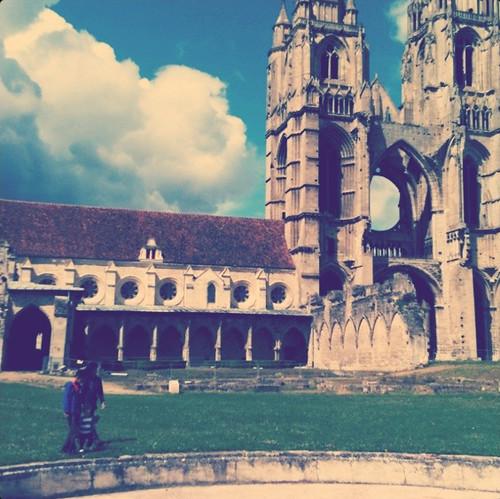 Abbey of St Jean des Vignes 2