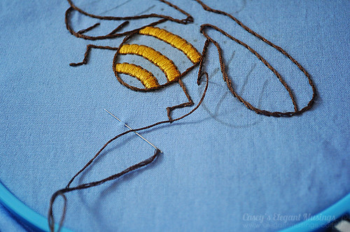 08.18.11 | bee in my bonnet