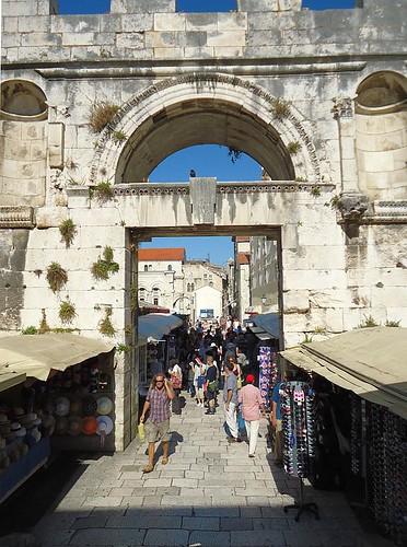 srebrna vrata by XVII iz Splita