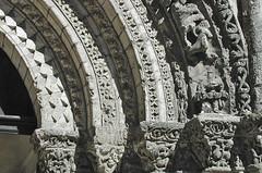 2001-06-28 Cognac, église Saint-Léger, Cognac, Charente, Poitou Charentes 1 (ellapronkraft.) Tags: france architecture cognac église middleages charente moyenage artroman artromanesque churchsaintléger