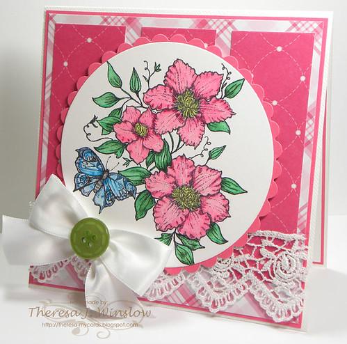Flourishes-Pink