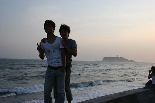 Kengo and Tatsuya