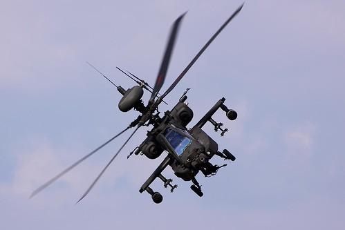 AH64D Apache - RIAT 2011