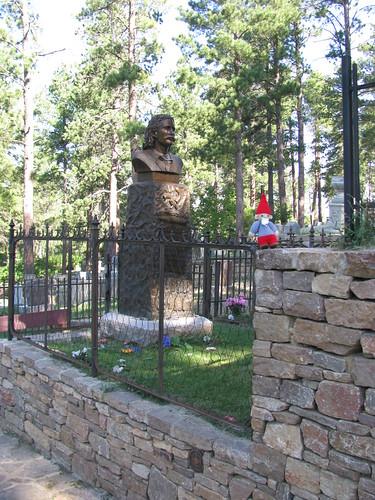 Wild Bill's Grave