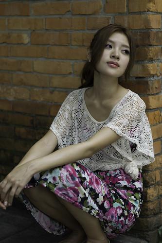 [フリー画像] 人物, 女性, アジア女性, 台湾人, 201109010900