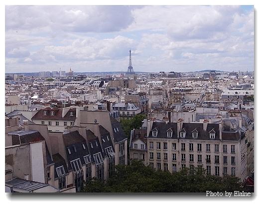 巴黎的屋頂