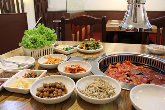 Kwang Han Roo Korean Restaurant