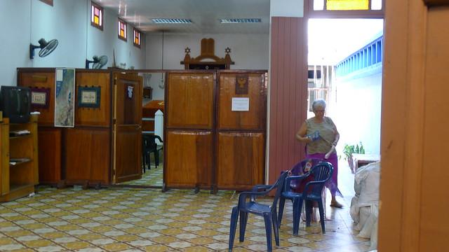 Interior  Communidad Hebrea Hatikva - Santiago de Cuba