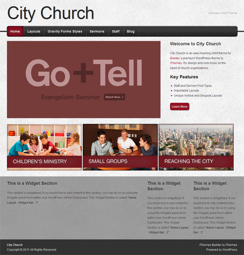 city-church-wordpress-theme