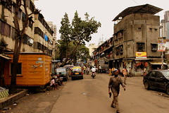 A lane in Kamathipura, Mumbai (jaideep.vaidya) Tags: mumbai kamathipura redlightarea biggestredlightarea
