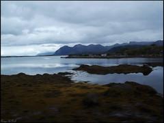 Blue Brown Arctic (@Rayabi) Tags: voyage road light speed landscape roadtrip arctic route scandinavia paysages vitesse