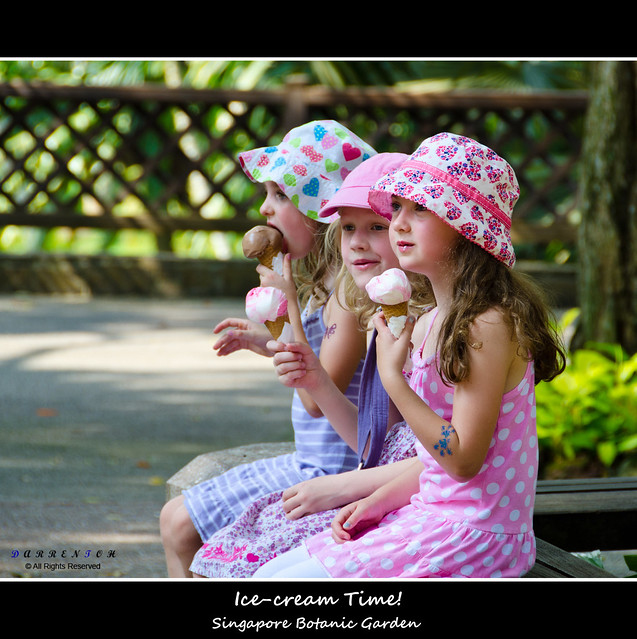 Ice-cream Time!