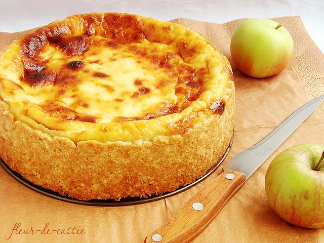 яблочный пирог с кримчизом 2