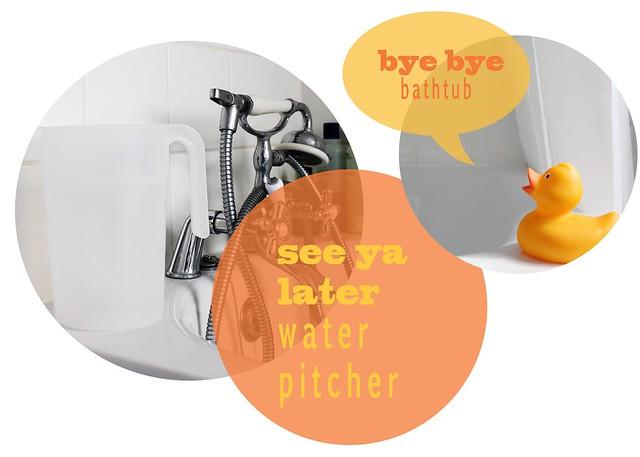 bye bye bath