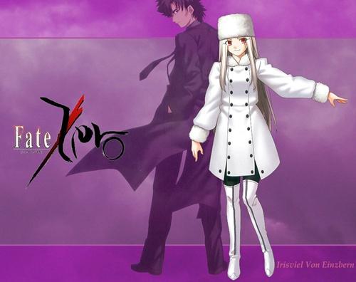 Fate/Zero : Anime estréia em outubro no Japão.