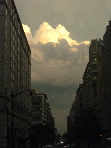 Clouds Downtown