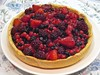 Tarta de frutas del bosque (IFeelCook) Tags: postres pie strawberry blackberry chocolate desserts raspberry tart tarta mousse chocolatemousse frutosdelbosque