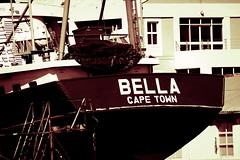 Pictured: Bella from Cape Town