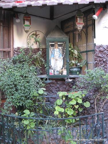 damaskos vanha kaupunki by Anna Amnell