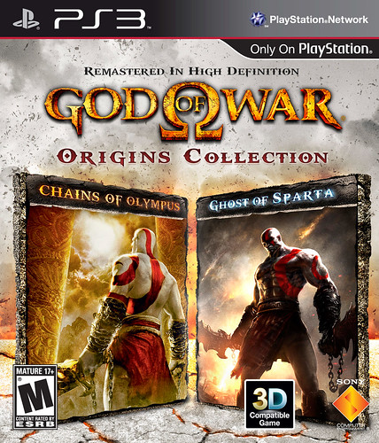 God of War: Origins Collection for PS3
