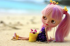 Sand, sea and toys