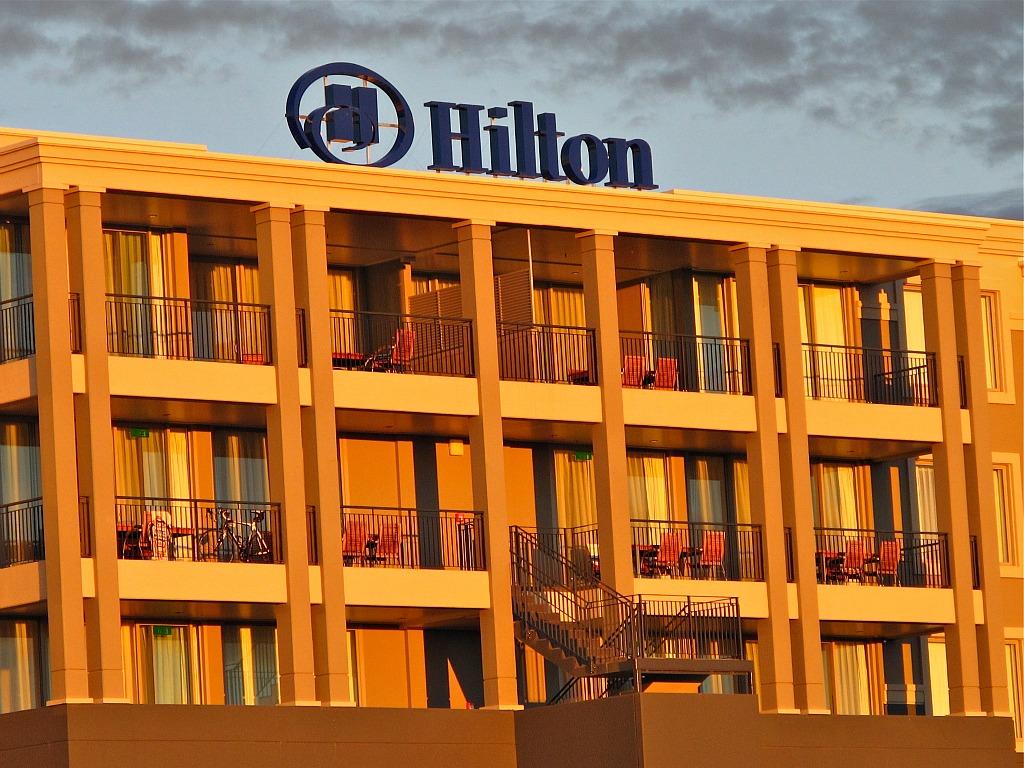 Romantic Hotel - Hilton Lake Taupo
