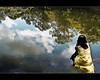 a dreamer dreams...(explored, frontpage) (PNike (Prashanth Naik..back after ages)) Tags: sky woman reflection tree water lady clouds pond nikon asia sitting dream experiment concept siemreap dreamer cambodi d7000 pnike