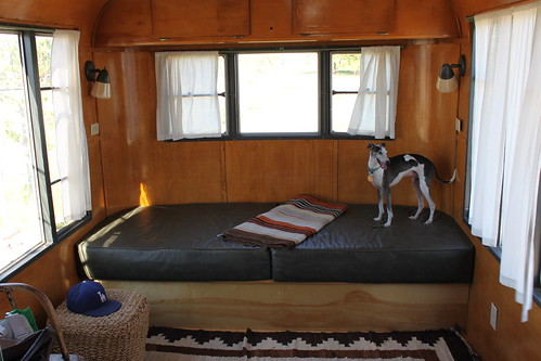 max in the trailer - el cosmico