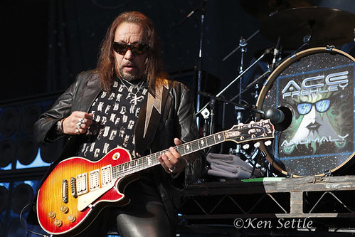 Ace Frehley - 08-27-11 - DTE Energy Music Theatre, Clarkston, MI