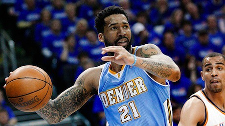 August 30th, 2011 - NBA player Wilson Chandler has signed with a Chinese team