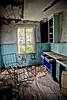 The Kitchen (pellesten) Tags: abandoned sweden decay urbanexploration abandonedhouse sverige hdr stuga lightroom värmland öde photomatixpro övergiven modernarkeologi övergivet ödehus övergivnaplatser övergivethus ruinturism