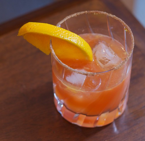 Royal Gingersnap Cocktail