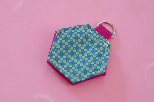 Hexie Needle Case
