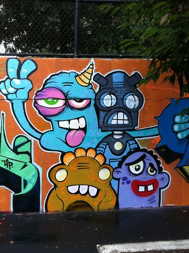 phetus graffiti wall